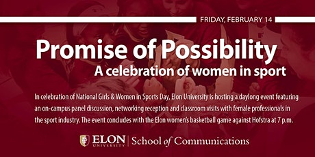 Promise of Possibility: A Celebration of Women in Sport tickets