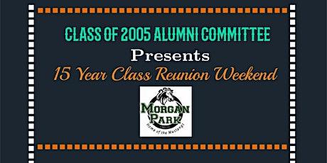Morgan Park High School Class of 2005:  15th Year Reunion tickets