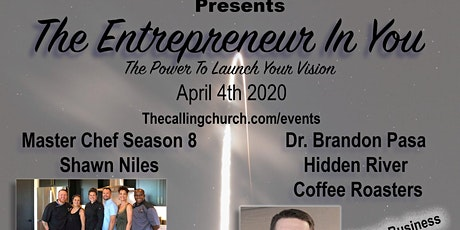 The Entrepreneur In You tickets