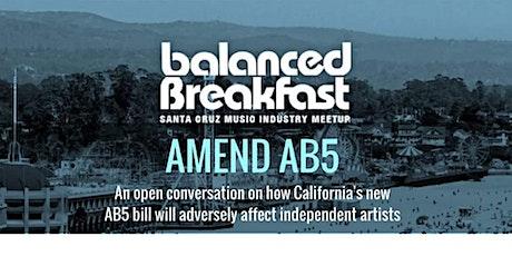 BB: Santa Cruz Music Industry Meetup, Sunday Jan. 5, 1pm tickets