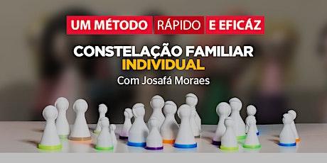 CONSTELAÇÃO INDIVIDUAL com Josafá Moraes ingressos