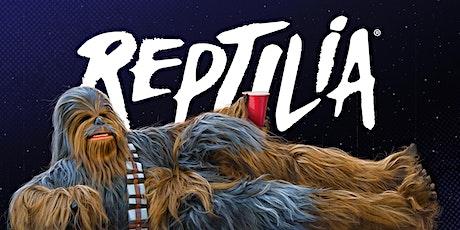 Reptilia Año Nuevo tickets