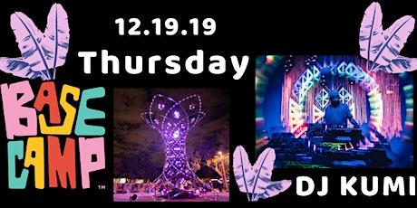 FREE: DJ Kumi x BaseCamp tickets