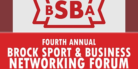 BSBA's 4th Annual Networking Forum tickets