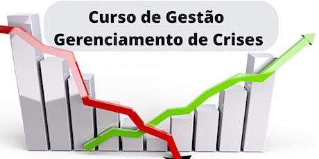 Gestão de Gerenciamento de Crises ingressos