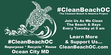 CleanBeachOC - Cleanest Beach In America Project tickets