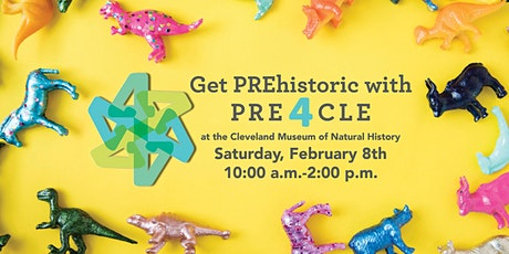 Get PREhistoric with PRE4CLE tickets