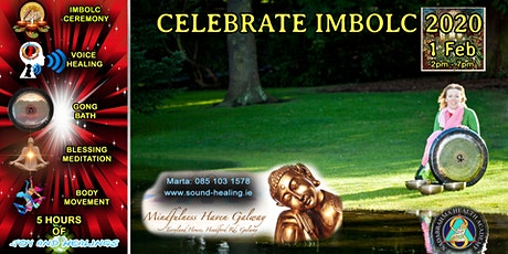 IMBOLC-CELEBRATION SOUND, DANCE HEALING WORKSHOP tickets