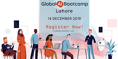 Global AI Bootcamp - Lahore tickets