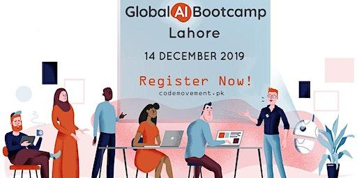 Global AI Bootcamp - Lahore