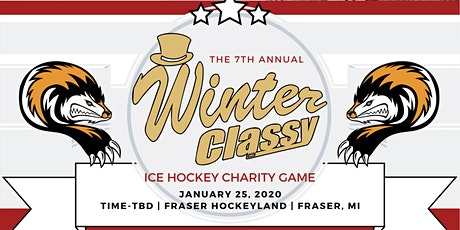 The 7th Annual Winter Classy Charity Hockey Game for Pancreatic Cancer tickets