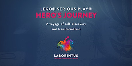 LEGO® SERIOUS PLAY® HERO'S JOURNEY tickets