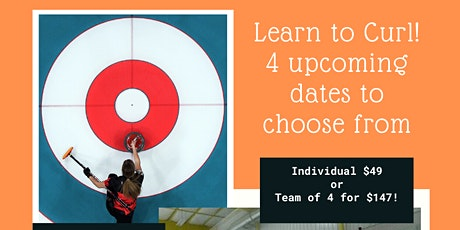 Introduction to Curling Multiple Dates tickets