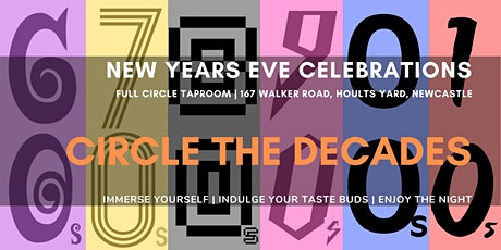 Circle the Decades tickets