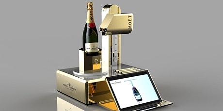 Moët & Chandon Champagne Bottle Engravings (Sage Hill) tickets