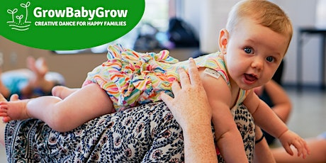 GrowBabyGrow Weekly Family Playgroup - Winter Sessions! tickets