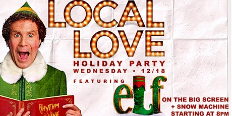 Local Love Holiday Party & Movie Night tickets