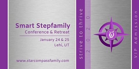 The Smart Stepfamily Conference tickets