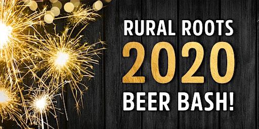 Rural Roots 2020 Beer Bash