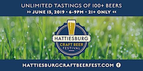 Hattiesburg Craft Beer Festival 2020 tickets