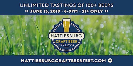 Hattiesburg Craft Beer Festival 2020