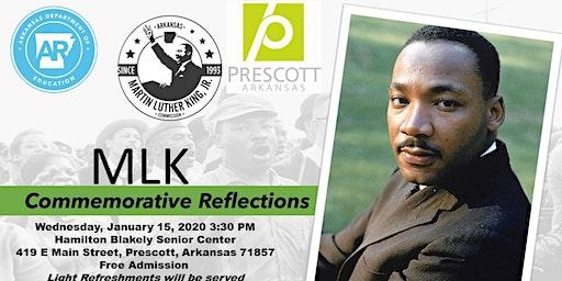MLK Commemorative Reflections