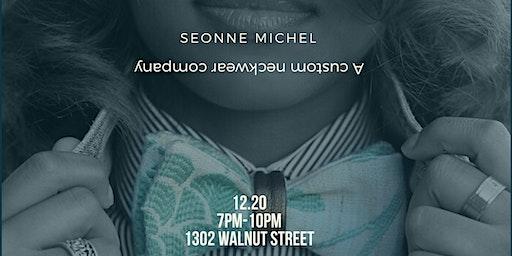 Seonne Michel {Brand Launch & Social}