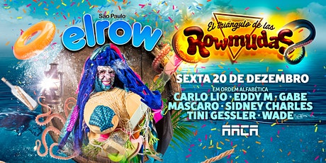 elrow - São Paulo ingressos