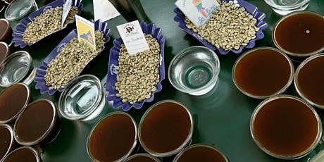 Cupping Basics and Sample Roasting tickets