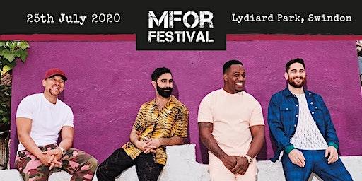 MFor 2020 - A one day family friendly music festiv