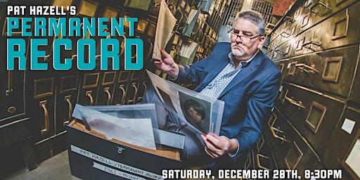 Pat Hazell's Permanent Record