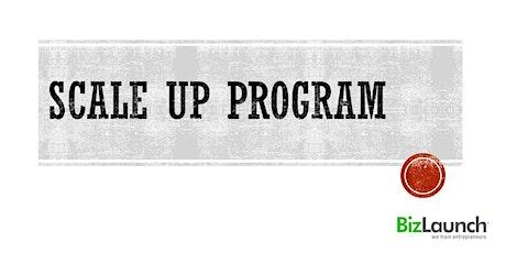 BizLaunch Scale Up Program tickets
