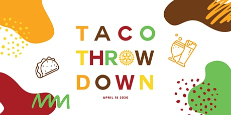 The 2nd Annual Taco Throwdown tickets