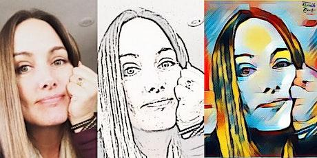 Pop Art Selfies (DEADLINE was 1/13)at Brush & Cork tickets
