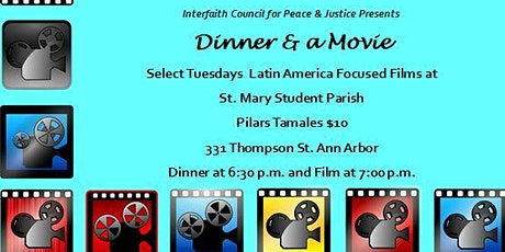 2020 Dinner and a Movie; Latin America Series  tickets