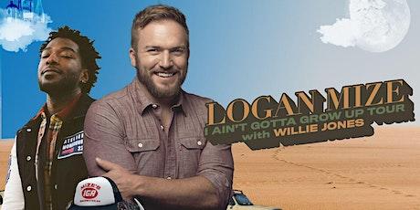 Logan Mize (Spokane) tickets