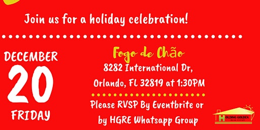 HGRE Holiday Celebration