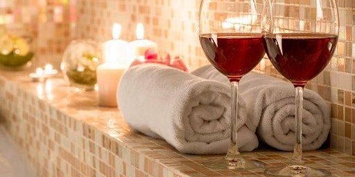 Unwind with Wine, Spa Day