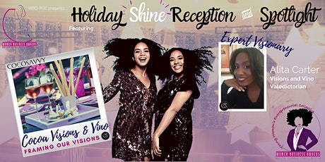 WBO-PGC & YWEC present the HOLIDAY SHINE Reception & Spotlight tickets