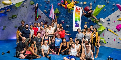CRUX LGBTQ Climbing - Monday Night Heights tickets