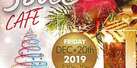 Christmas at The Soul Cafe tickets