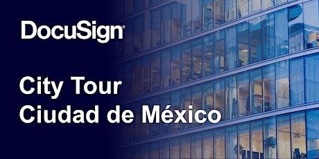 DocuSign City Tour Ciudad de México entradas