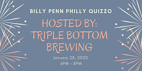 Billy Penn Philly Quizzo - January Edition tickets