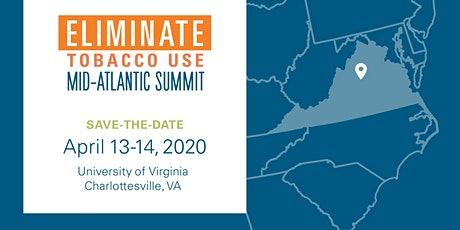 Eliminate Tobacco Use Mid-Atlantic Summit tickets