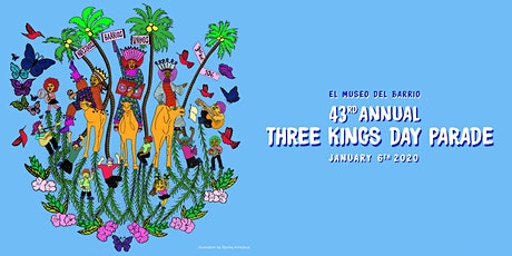 El Museo's 43rd Annual Three Kings Day Parade Kick-Off Breakfast tickets