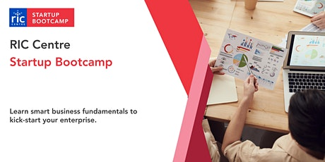 RIC Centre Startup Bootcamp tickets