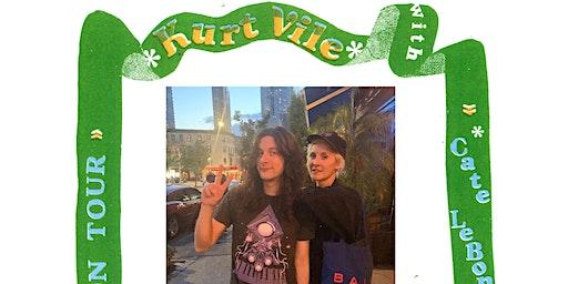 Kurt Vile w/Cate Le Bon