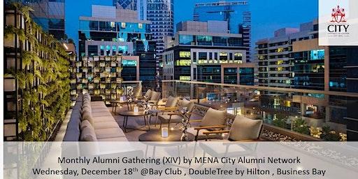 Monthly Alumni Gathering (XIV) by CITY University MENA Alumni Network