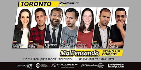 MalPensando - Stand Up Comedy en Español tickets