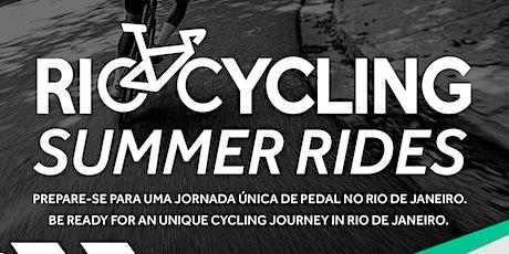 RioCycling Summer Rides (Day Rides Rio de Janeiro) ingressos